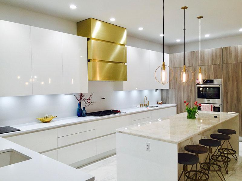 معرفی انواع هود آشپزخانه
