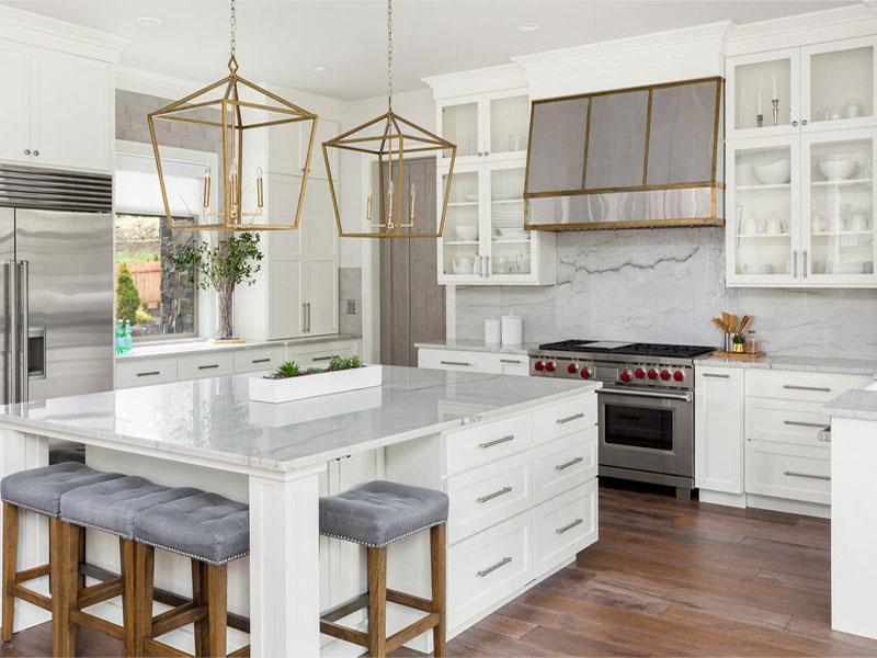 نکات طراحی دکوراسیون آشپزخانه